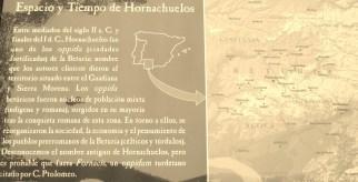 Fornacis (actual Hornachos), ejemplo de oppidum o castro de población mixta, indígena (túrdula) y romana