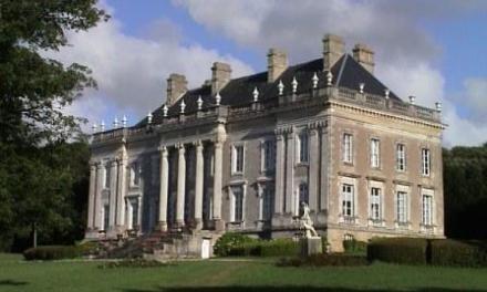 Jardin du Château de Kerlevenan