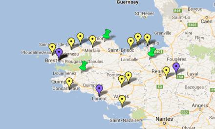 Châteaux Bretagne