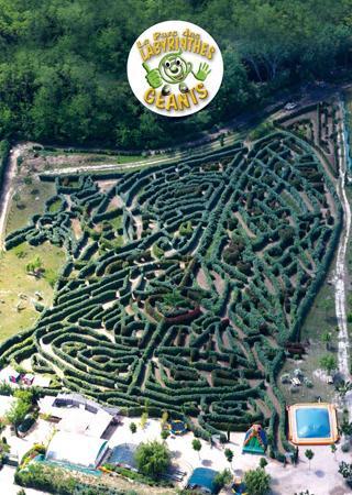 Parc des Labyrinthes Géants