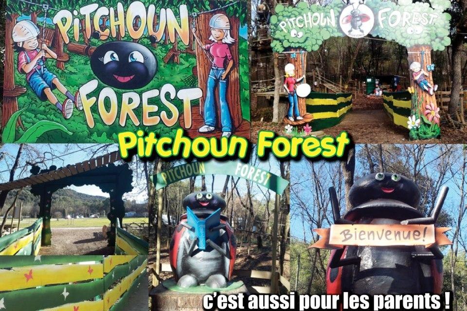 Pitchoun Forest