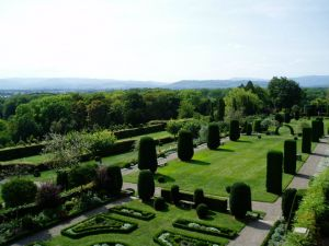 Jardin du Château de Kolbsheim