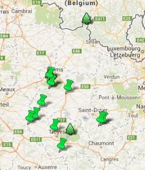 Jardins Remarquables Champagne Ardenne