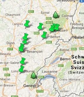 Jardins Remarquables Franche Comté