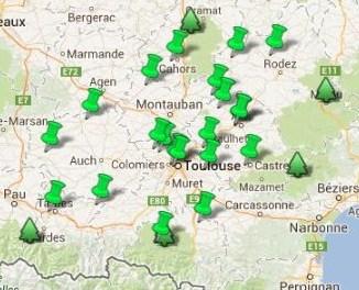 Jardins Remarquables Midi Pyrénées
