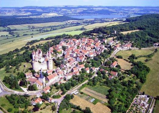 Châteauneuf-en-Auxois (21)