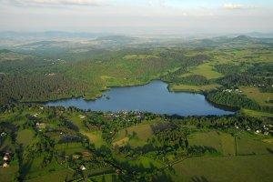 Lac d'Aydat Auvergne
