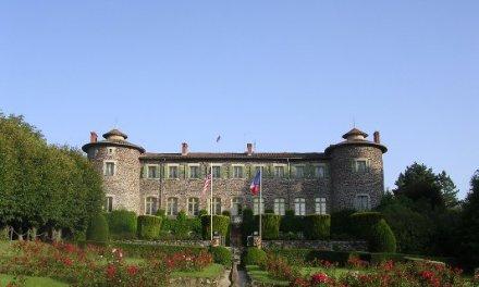 Parc du Château de Chavaniac