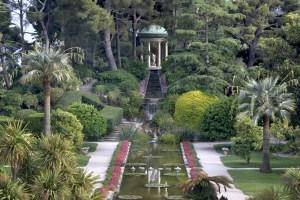 Villa et Jardins Ephrussi de Rothschild le jardin a la francaise