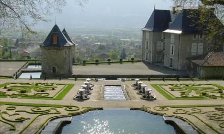 Jardin et Château du Touvet