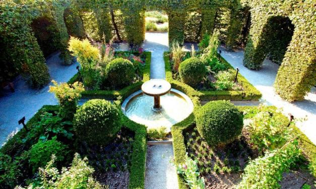 Jardin des Cinq Sens