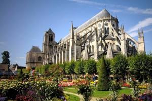 Cathédrale St-Étienne de Bourges Centre Cher