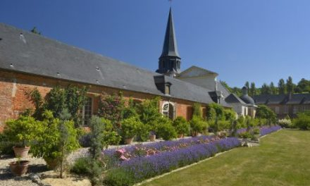 Parc et jardins du château d'Acquigny (27)