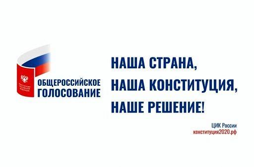 Процедура голосования за поправки в Конституцию РФ с 25 июня по 1 июля 2020 года — актуальные сведения