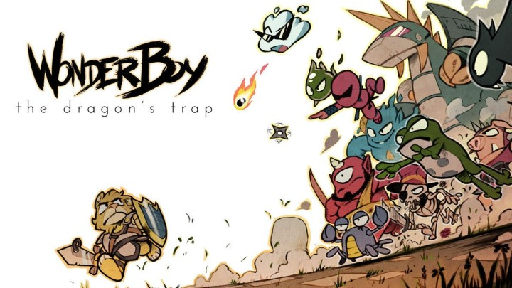 RegiónTV | Toma de contacto: Wonder Boy The Dragon's Trap