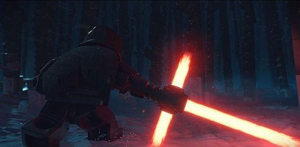 Primeros 20 minutos de gameplay de LEGO Star Wars: El Despertar de la Fuerza