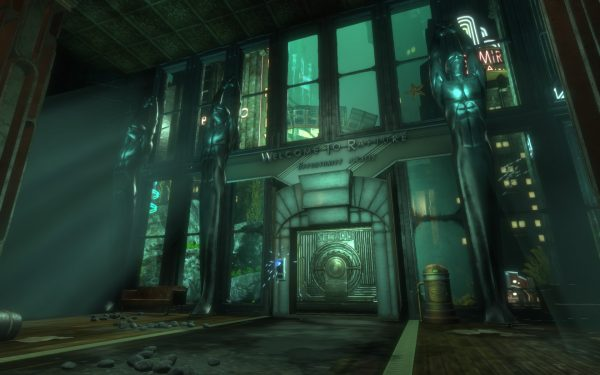 BioShock: The Collection muestra su evolución gráfica en un gameplay comparativo