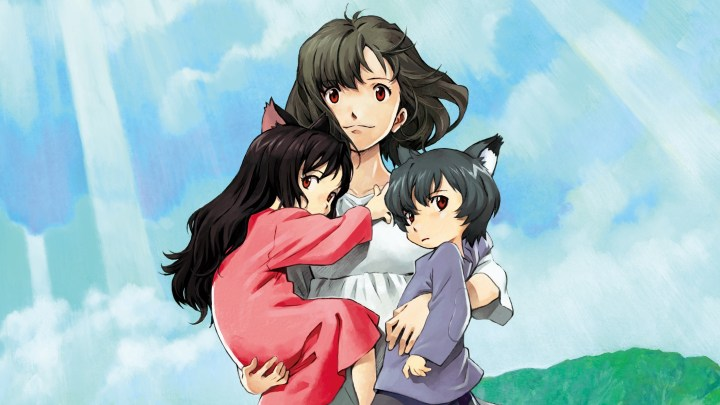 Unboxing | Wolf Children – Colección Mamoru Hosoda