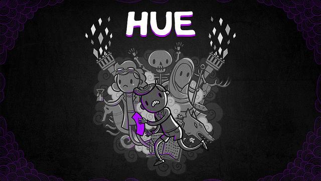 Hue, el nuevo plataformas de Curve Digital, se estrena hoy en PlayStation 4