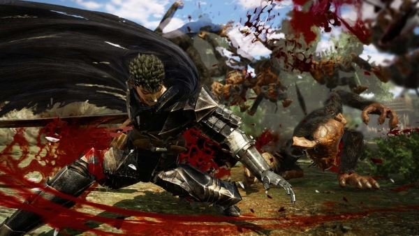 Berserk  and the Band of the Hawk ya se encuentra disponible | Nuevo tráiler