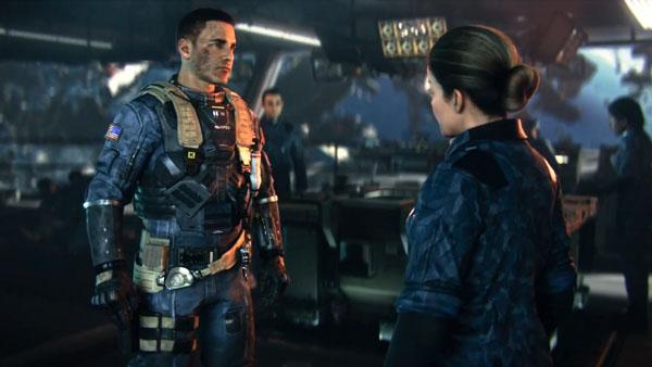 Call of Duty: Infinite Warfare deslumbra en un nuevo tráiler cinemático