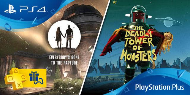 Ya disponibles para su descarga los videojuegos de Noviembre de PlayStation Plus