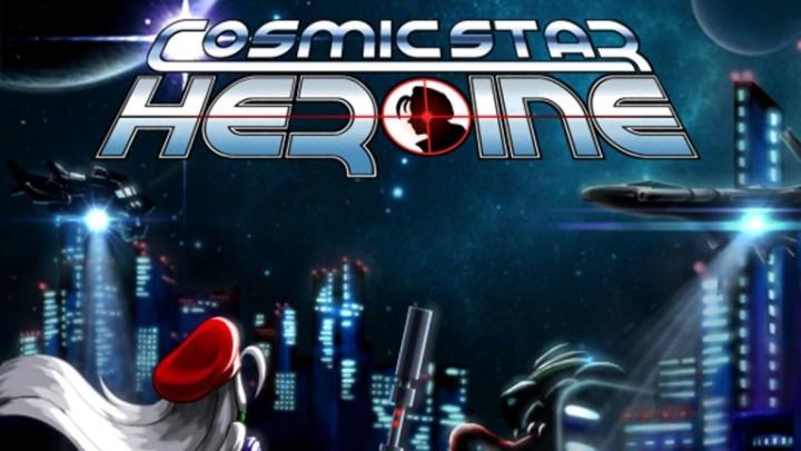Cosmic Star Heroine ya a la venta en PlayStation 4