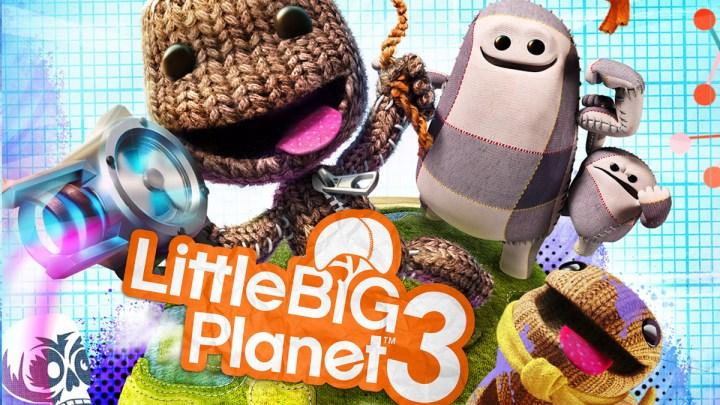 Todos los contenidos descargables de LittleBigPlanet 3 al 50% de descuento en PlayStation Store