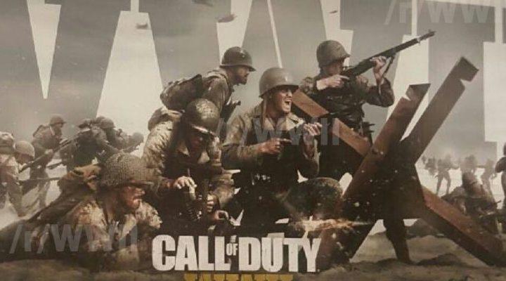 Call of Duty: WWII sería la nueva entrega creada por Sledgehammer Games | Filtradas las primeras imágenes