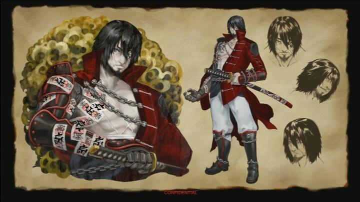 Conoce a Zangetsu, el nuevo personaje de Bloodstained