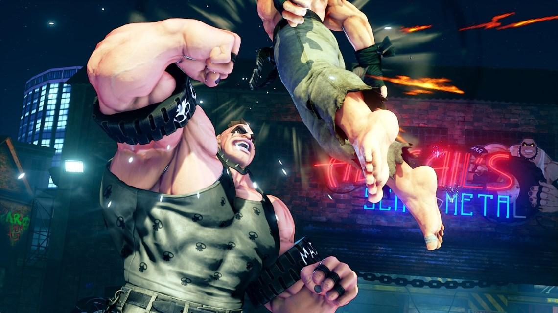 Street Fighter V | Abigail muestra su potencial en un nuevo gameplay