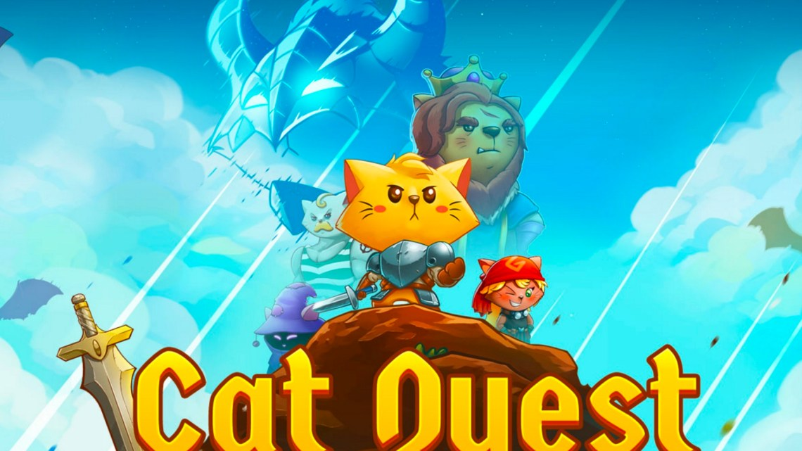 Cat Quest + Cat Quest 2 Pawsome Pack ya disponible en formato físico