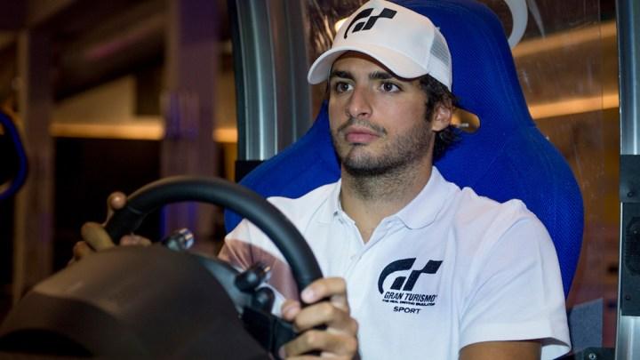 Gran Turismo Sport llega con Carlos Sainz a los mandos