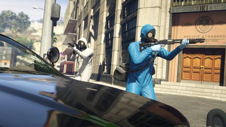 Consigue ahora Grand Theft Auto V Premium Online Edition por 14,99 euros