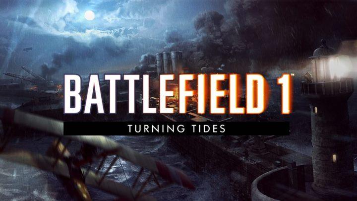 EA confirma oficialmente la fecha de lanzamiento de Turning Tides, nueva expansión de Battlefield 1 | Nuevo tráiler