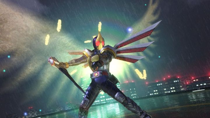 Nuevas imágenes de Kamen Rider Climax Fighters