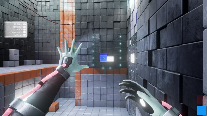 Q.U.B.E. 2 muestra su mecánica de juego