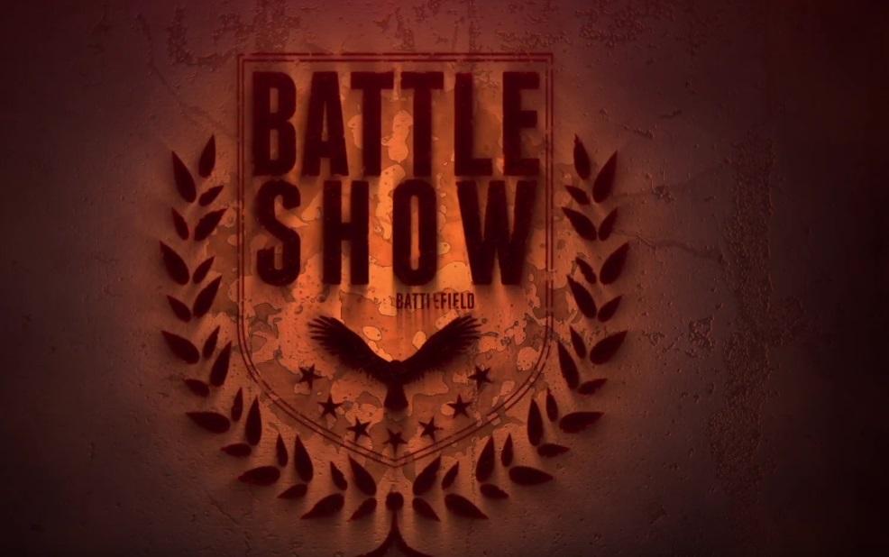 Esto es #BATTLESHOW, el nuevo programa de Battlefield 1