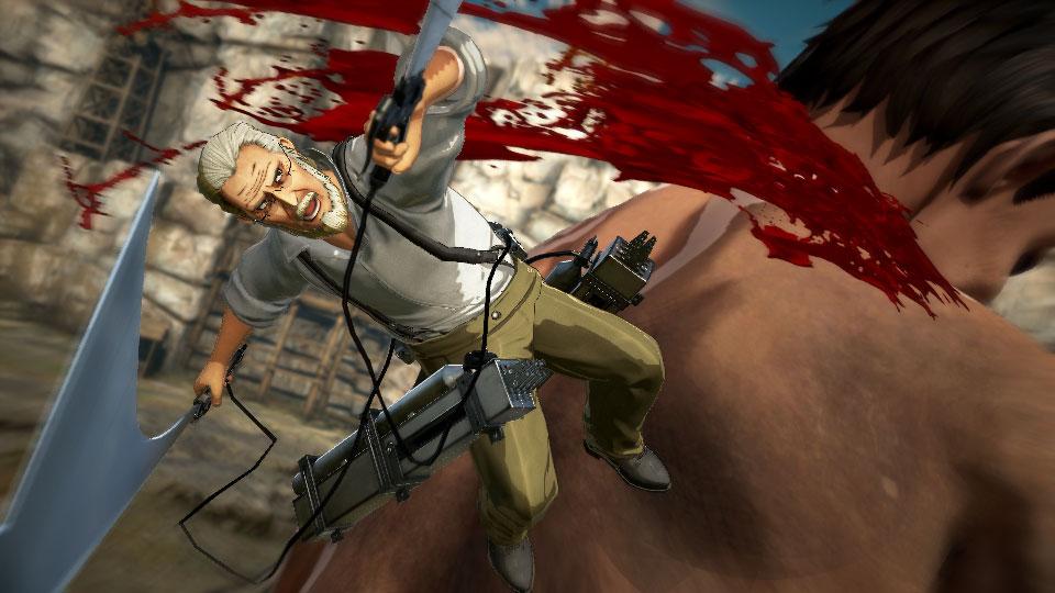 Attack on Titan 2 ofrecerá más rendimiento en las versiones de PS4 Pro y Xbox One X