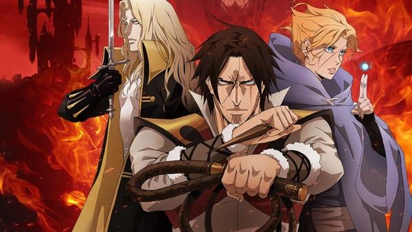 La tercera temporada de la serie Castlevania estrena nuevo tráiler