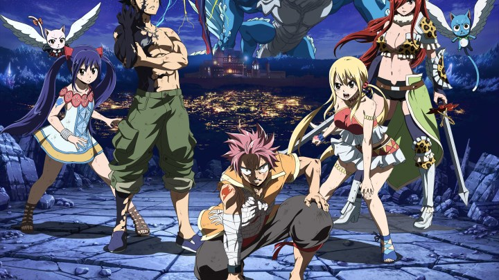 Ya disponible el trailer oficial de Fairy Tail Dragon Cry