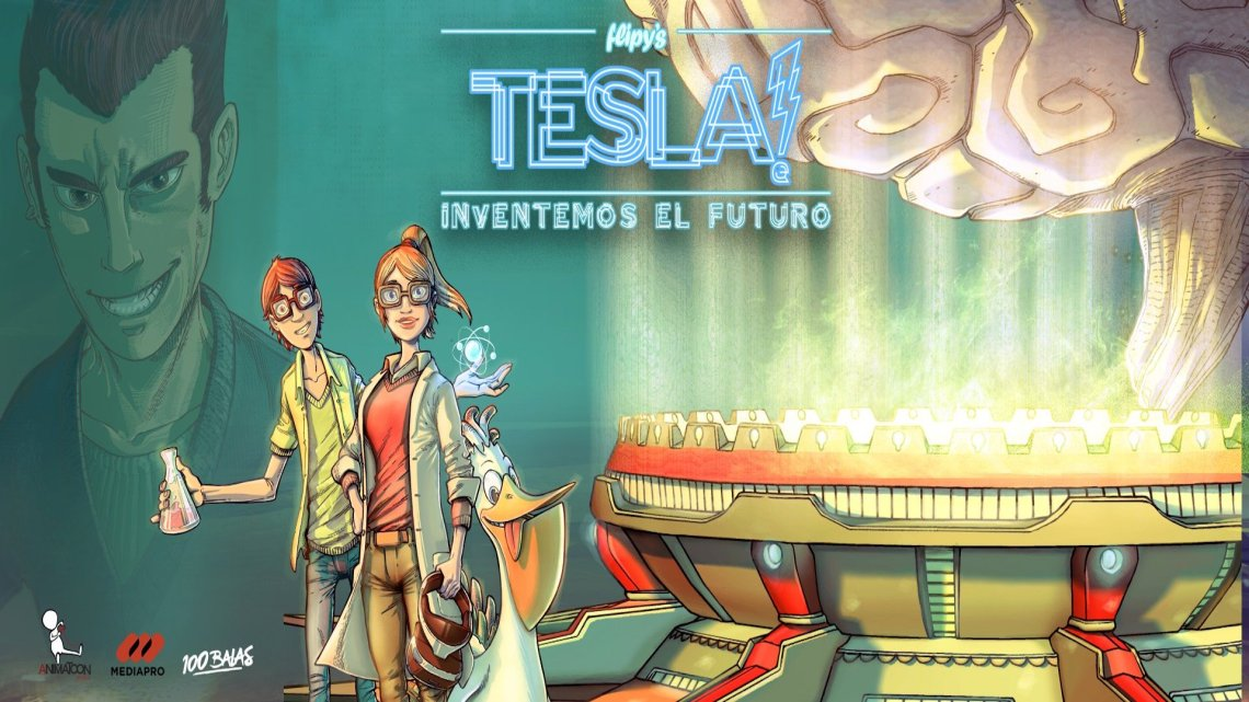 Analisis   Flipy's Tesla! Inventemos el futuro