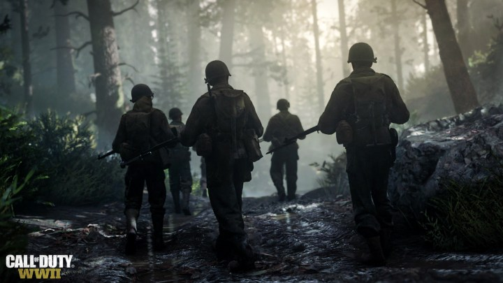Próximo parche para Call of Duty: WW2