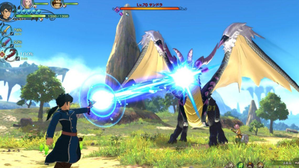 Ni No Kuni II: El Renacer de un Reino nos presenta sus primeros 25 minutos de juego en un gameplay inédito