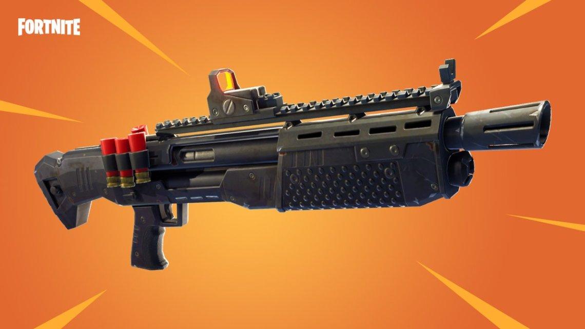 Fortnite | Epic Games anuncia por sorpresa la llegada de una nueva Escopeta para el modo Battle Royale