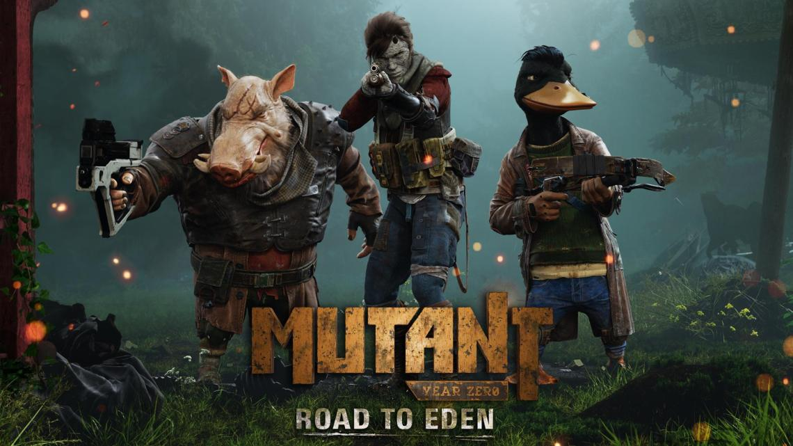 Mutant Year Zero: Road to Eden presenta su tráiler de lanzamiento. Ya disponible en PS4, Xbox One y PC