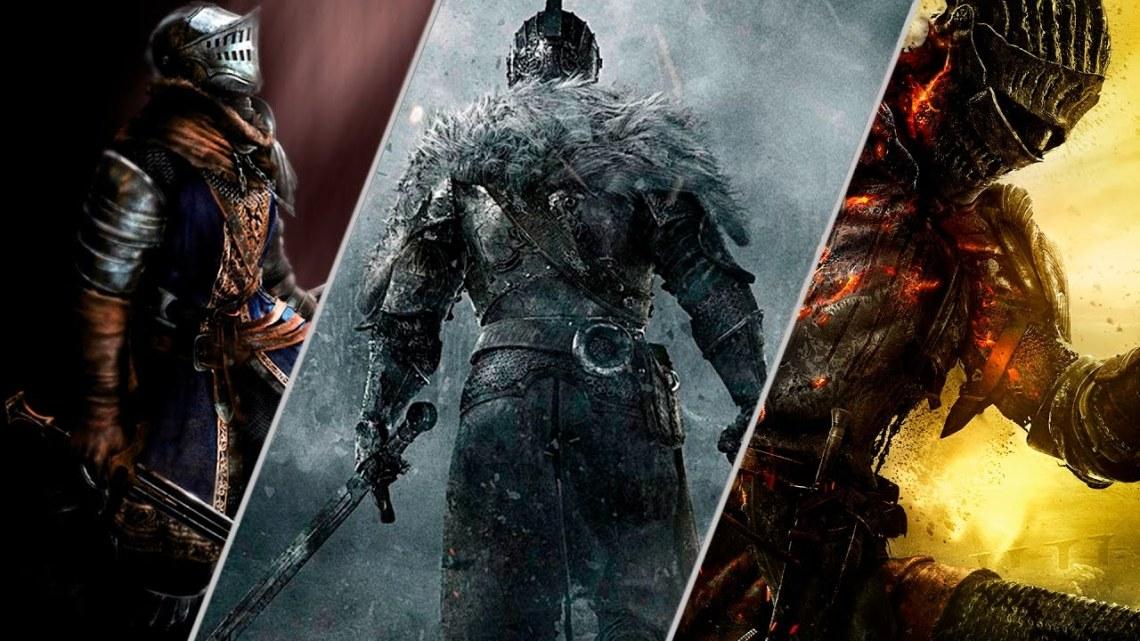 Un jugador consigue completar la trilogía de Dark Souls sin recibir ningún golpe