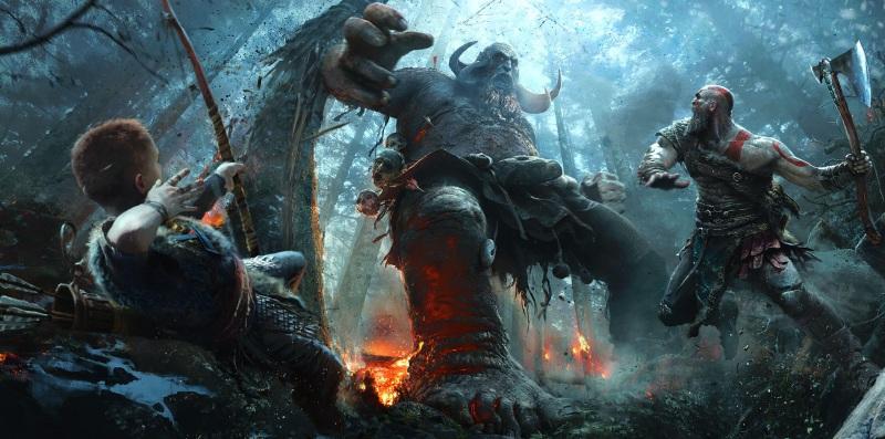 Revelada la primera imagen y detalles del cómic God of War: Fallen God