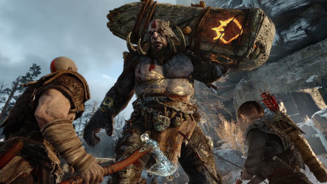 ¡Ganadores de las tres copias de God of War!