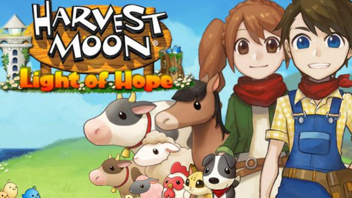 Avance | Harvest Moon: Light of Hope